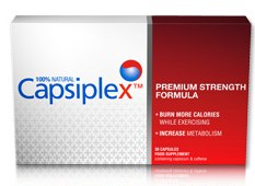 capsiplex packaging
